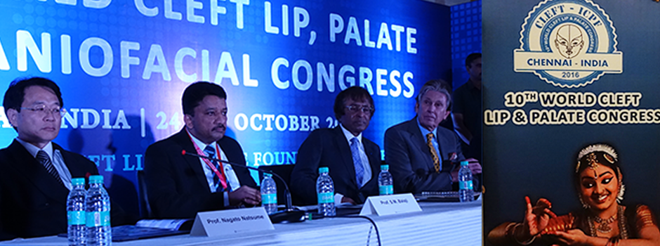 10th World Cleft Lip and Palate